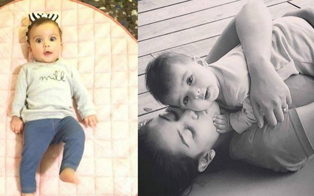 SEE PICS: These photos of Misha Kapoor will make you forgive Shahid for doing Rangoon
