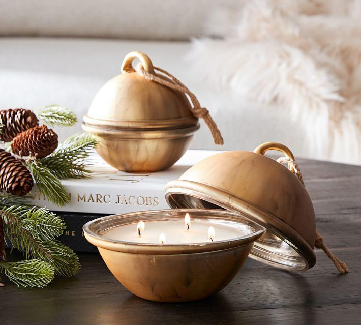 "<p><strong>Pottery Barn</strong></p><p>potterybarn.com</p><p><strong>$44.00</strong></p><p><a href=""https://go.redirectingat.com?id=74968X1596630&url=https%3A%2F%2Fwww.potterybarn.com%2Fproducts%2Fst-jude-bell-scented-candles%2F&sref=https%3A%2F%2Fwww.redbookmag.com%2Fhome%2Fg35091289%2Fcoffee-table-decor%2F"" rel=""nofollow noopener"" target=""_blank"" data-ylk=""slk:SHOP IT"" class=""link rapid-noclick-resp"">SHOP IT</a></p><p>25 percent of the proceeds from this gorgeous candle are donated to St. Jude Children's Research Hospital. What more reason do you need to pick one up for yourself? </p>"