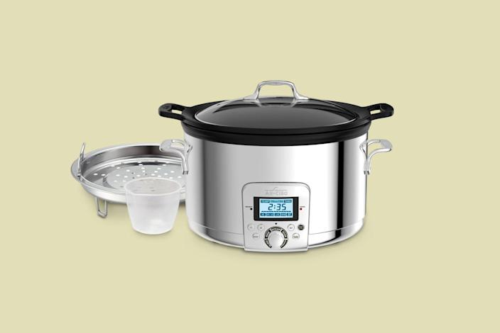 All-Clad Five-Quart Slow Cooker and Multi Cooker