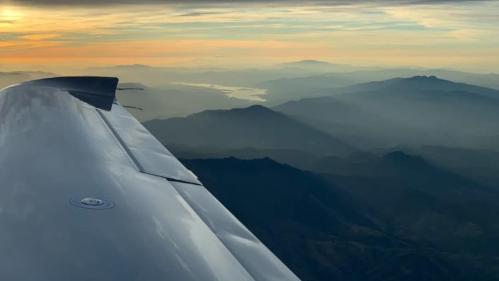 When blended with conventional jet fuel, SAF can help reduce hydrocarbon emissions and nitrous-oxide levels. - Credit: Courtesy 4AIR
