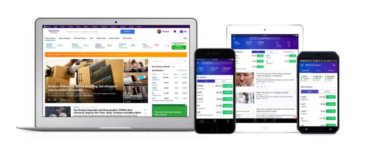 how to get new yahoo mail look