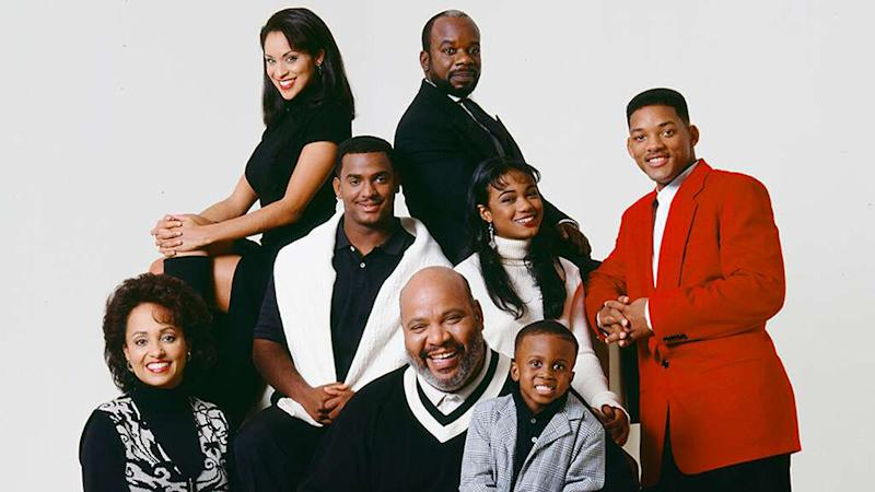 Banks Family Fresh Prince of Bel Air series reunion 30th anniversary episode