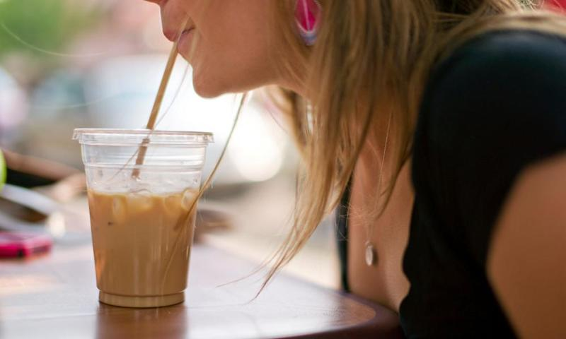 Over 130 restaurants in New York City have signed on to the 'Give a Sip' campaign, which promotes using straws from alternative materials, including biodegradable paper, bamboo and metal.