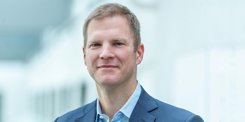 Christoph Schweizer, CEO-elect and chairman of Central and Eastern Europe and the Middle East, managing director and senior partner