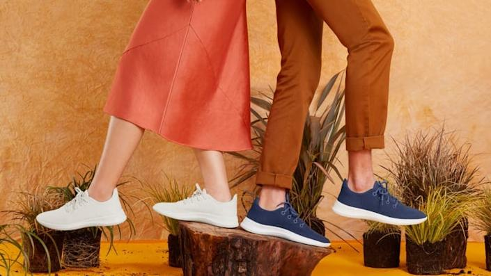 Best gifts for wives 2020: Allbirds Wool Runners
