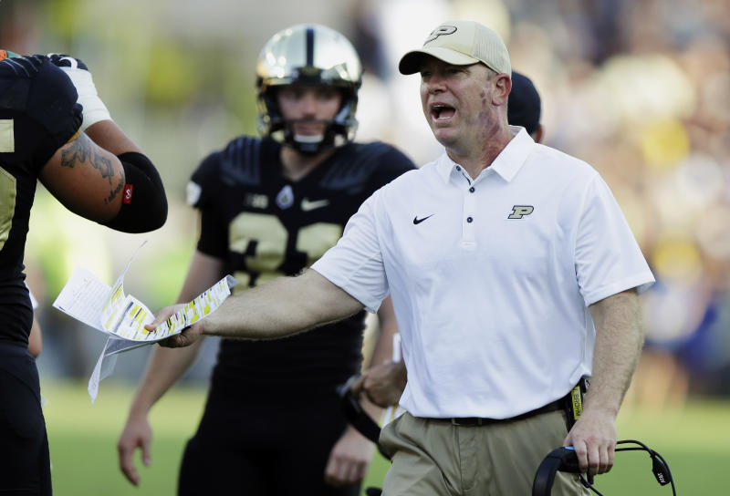 Tennessee has reached out to Purdue coach Jeff Brohm, per report