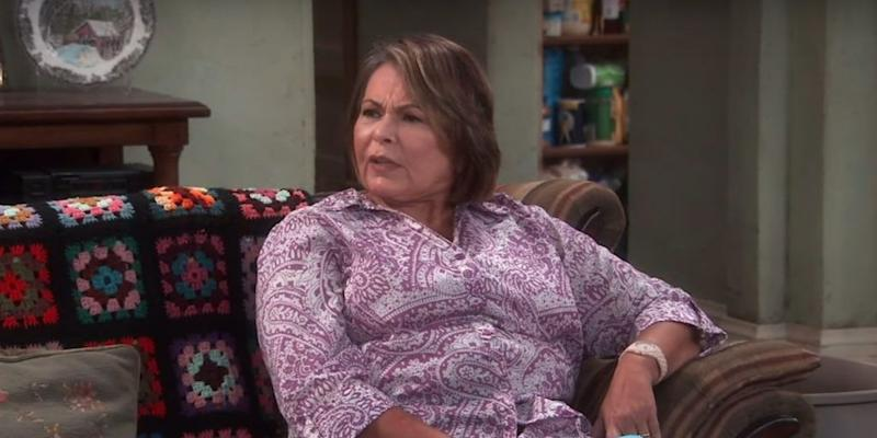 Comedian Roseanne Barr says she 'begged' ABC to not cancel her show