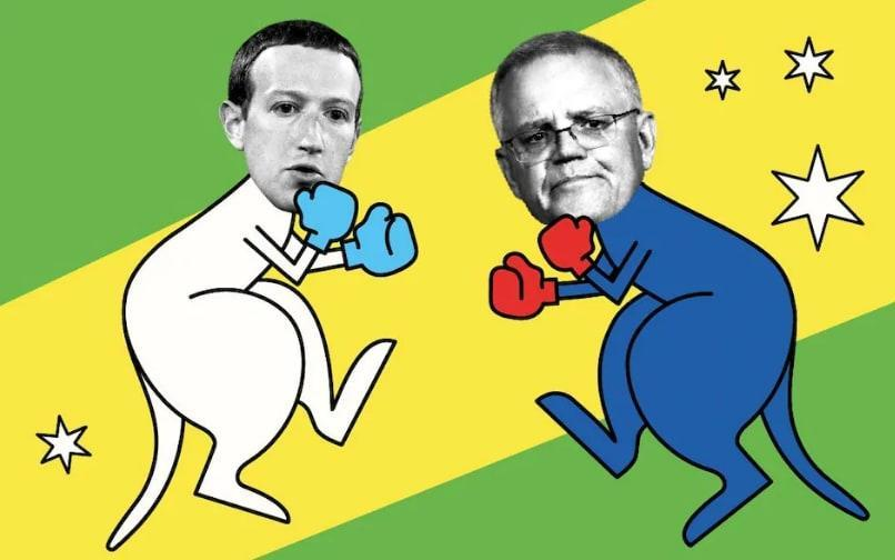 Australia's battle with Facebook will run for some time yet - Telegraph