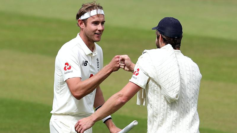 Stuart Broad considered retiring after being dropped by England