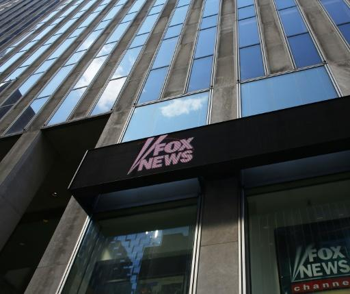 Fox News co-president departs amid turmoil