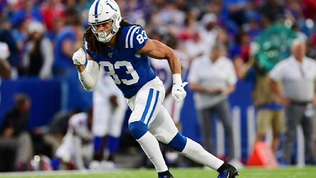 6 Colts with the most to gain vs. Bears