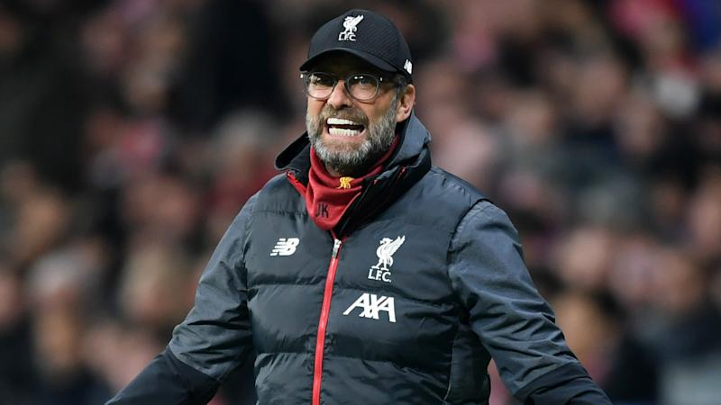 Klopp admits he didn't think about Liverpool playing 'free football' comments following Watford defeat