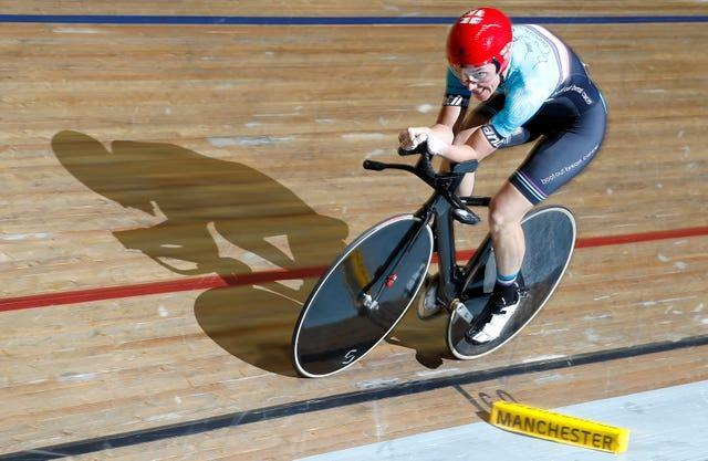 Dame Sarah Storey has had limited track preparation ahead of the Tokyo Games