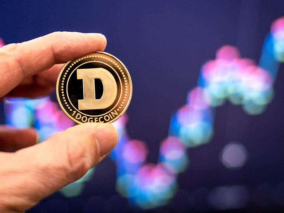 Dogecoin fans are hoping to push the meme-inspired cryptocurrency to new price highs on 20 April, 2020 (Getty Images)