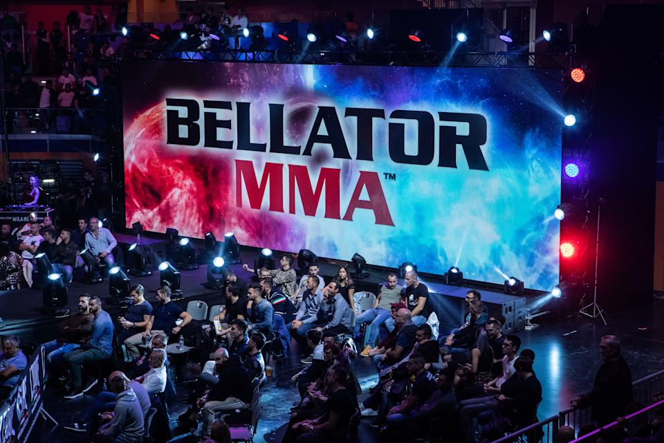 MILAN, ITALY - OCTOBER 12: A general view of Bellator 230 MMA fighting event at Allianz Cloud on October 12, 2019 in Milan, Italy. (Photo by Emanuele Cremaschi/Getty Images)