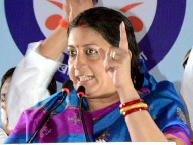 Firstpost Editor's Picks: Smriti Irani's pursuit of Amethi, Mumbai ragpickers' woes, Kesari box office collection; today's must-read stories
