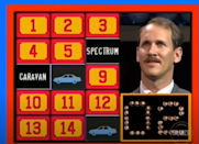 <p>Memory is on full display in <em>Concentration</em>, based on the children's game. Contestants try to match pairs of cards in the game and eventually reveal the puzzle behind the cards. The show ran with some interruptions from 1958 to 1991. Alex Trebek hosted a popular remake, <em>Classic Concentration, </em>from 1987 to 1991.</p>