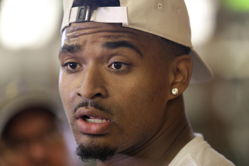 New York Jets' Jamal Adams questioned the effort and dedication of some of his teammates on last year's team. (AP)