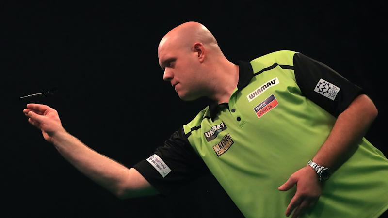 Michael Van Gerwen secures Summer Series double with second title