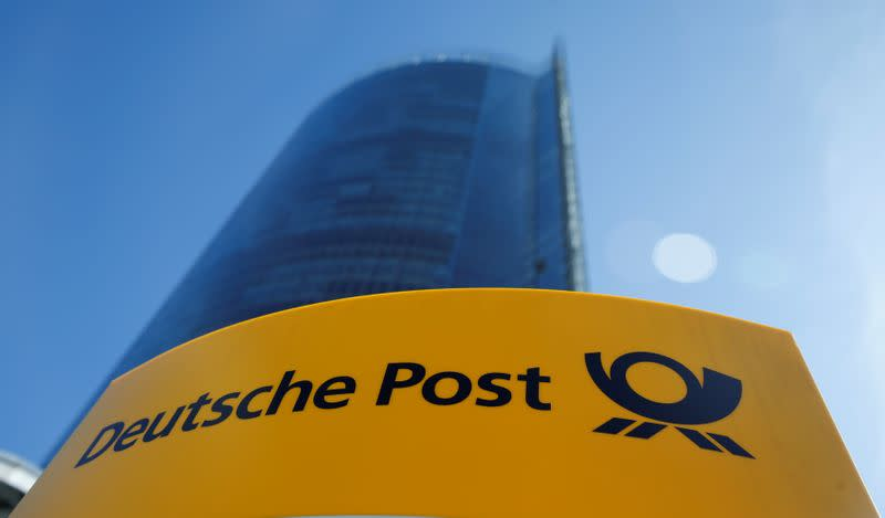 Deutsche Post reports strong results, to pay staff bonus
