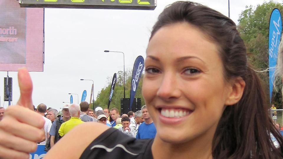 Former Miss Great Britain and 'Love Island' star Sophie Gradon, who died aged 32 in June 2018 (Credit: PA)