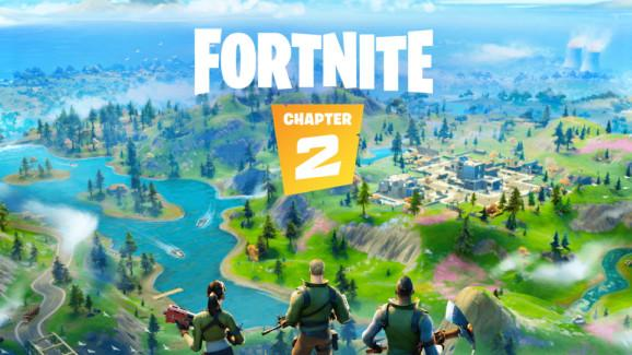 Fortnite Chapter 2.