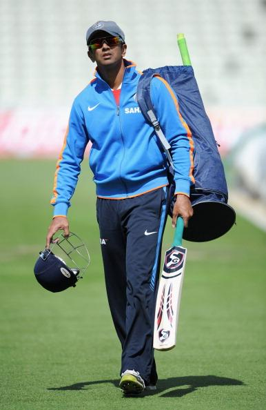 """""""When he walks in, whether you are batting in the middle or sitting in the pavilion and a wicket has fallen, he brings calm to the whole dressing room. I, personally, get a feeling of calm and solidity, not because Laxman will always score but because you know that he will never let you down in terms of effort: you know that he is there and he will pull his weight. There is no higher compliment. You know he has the requisite quality, and that he can read situations well. He has turned up in every circumstance: bad pitches, good pitches, when setting a total or after the opposition has piled up a big score."""" - Rahul Dravid in a column after Laxman had played his 100th Test."""