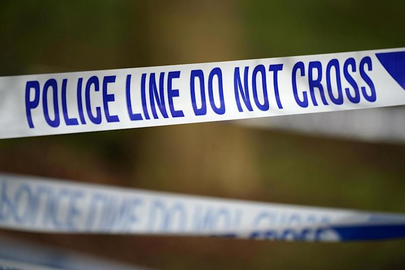 A young child has been taken to hospital after falling from a height in Poplar: Getty Images