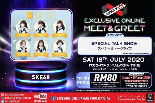 Don't miss this chance to meet & greet your favourite idols!