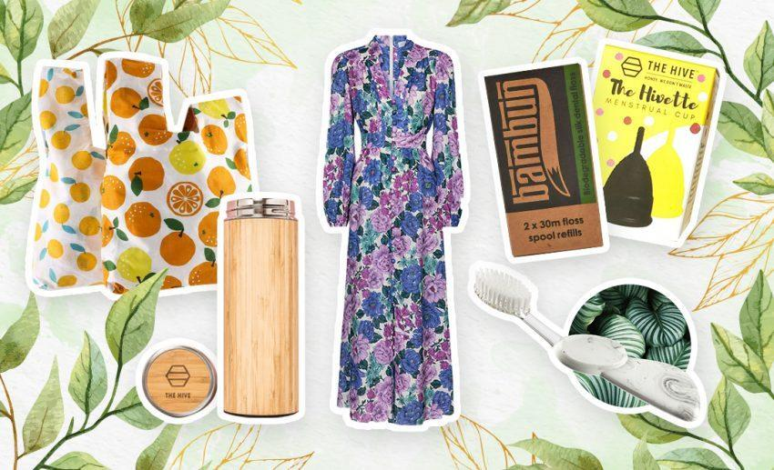 We're trying to be pals to the planet because it's the only home we've got! Here's a list of eco-friendly products we've been enjoying this month.