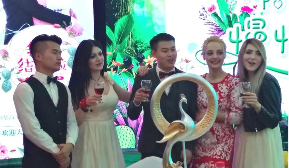 Money won't buy you love: the Chinese-Ukrainian couple who rejected the traditional 'bride price'