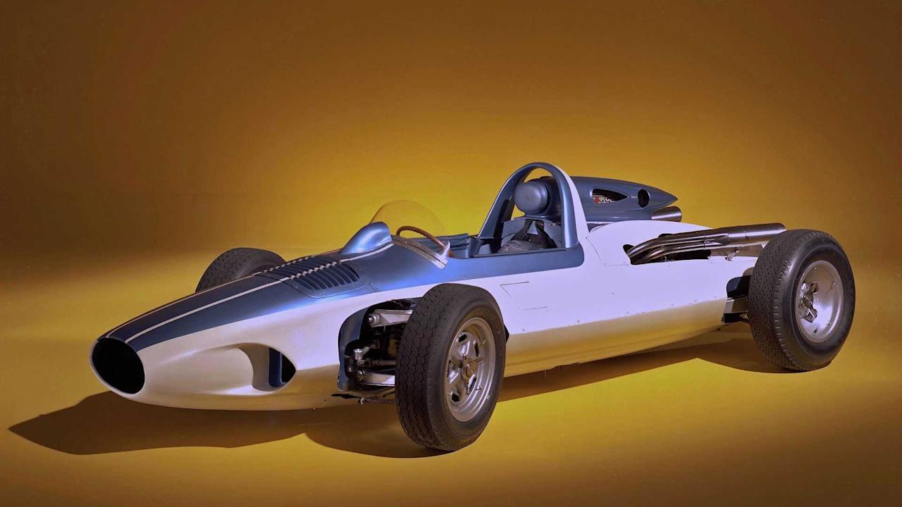 "<p>Known internally as the 'R Car', the CERV-I was an open wheel single seater racer powered by a small block 283 cid V8 featuring a custom-made light aluminium block that was 90 pounds lighter than a regular cast-iron core of the same size. The total output was 353 horsepower at 6,200 rpm, 38 hp more than the similar sized production V8. The CERV-I was revelatory for Chevrolet, a company that had never built a vehicle with such capacities and competent handling. Duntov himself ran it up Pikes Peak 60 times in 1960 with good results, but in 1957 Chevrolet had withdrawn from all types of racing and thus the CERV-I was never in any type of official competition. Actually, its existence was kept secret for almost two years, until an exhibition appearance during the US Grand Prix in Riverside, California in November 1960.</p><h2>The latest Corvette C8 news:</h2><ul><li><a href=""https://uk.motor1.com/news/360015/c8-corvette-stingray-debut/?utm_campaign=yahoo-feed"">2020 C8 Corvette will debut as a Stingray</a></li><br><li><a href=""https://uk.motor1.com/news/359706/corvette-steering-wheel-sound-unveiled/?utm_campaign=yahoo-feed"">C8 Corvette steering wheel, engine sound unveiled ahead of debut</a></li><br><li><a href=""https://uk.motor1.com/news/359002/2020-mid-engined-corvette-leak/?utm_campaign=yahoo-feed"">2020 mid-engined C8 Corvette allegedly leaks in full</a></li><br><li><a href=""https://uk.motor1.com/news/358655/mid-engine-corvette-rear-leaked/?utm_campaign=yahoo-feed"">Mid-engined Chevy Corvette rear end design possibly leaked</a></li><br></ul>"