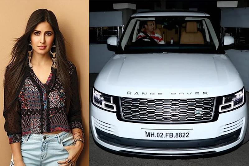 Katrina Kaif Buys New Range Rover Vogue LWB SE SUV Worth Rs 2.33 Crore