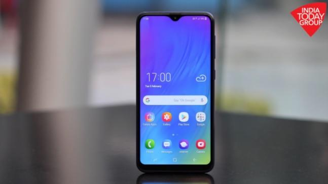 A leaked schematicof the Galaxy M30 has now been spotted online, revealing some key details about the design that includes a triple camera setup and an Infinity-V AMOLED display.