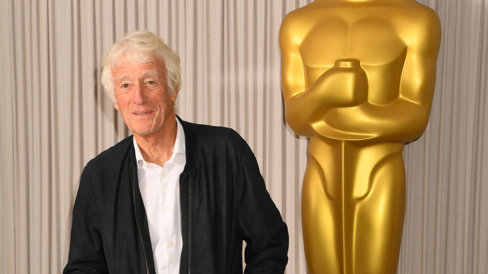 Roger Deakins attends the Academy Nominees Reception on January 31, 2020. (Photo by Dave J Hogan/Getty Images)