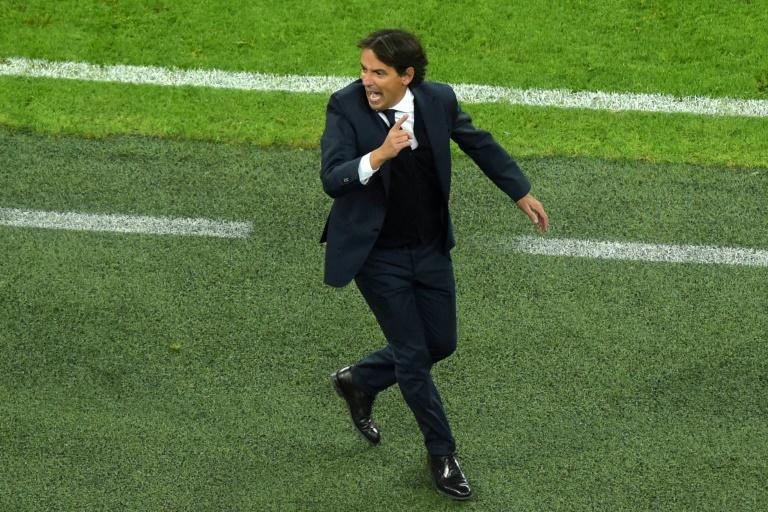 Simone Inzaghi led Lazio back into the Champions League after 13 years.