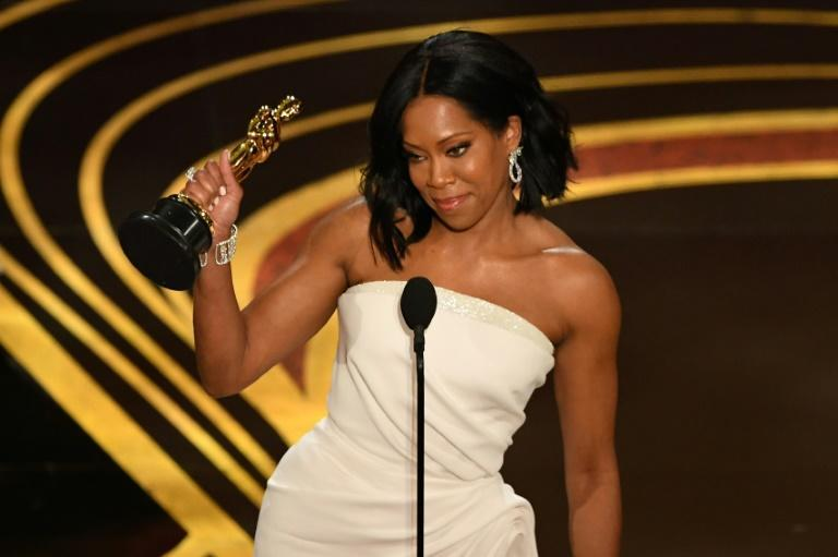Regina King is one of three Oscar winners vying for the Emmy for best actress in a limited series or television movie