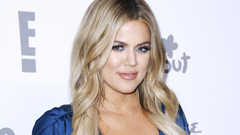Khloe Kardashian Shows Off Her Abs in Mexico Just 4 Months After Giving Birth