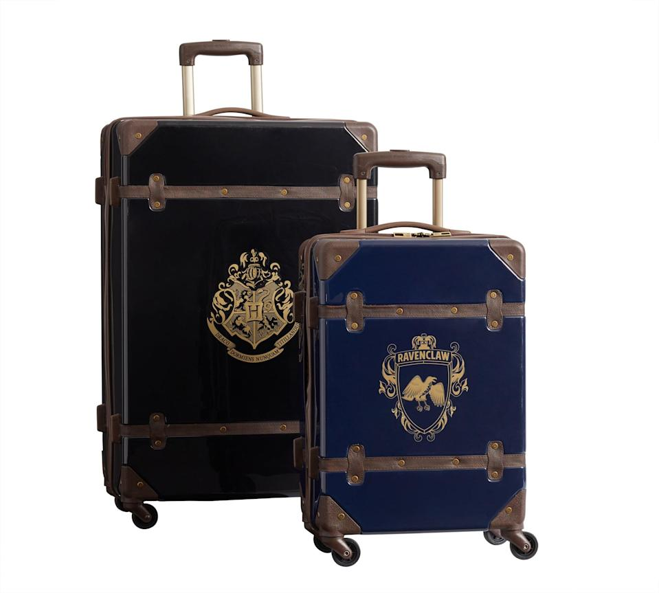 <p>These trunk-inspired bags are perfect for vacation, even if it's not to Hogwarts.</p>