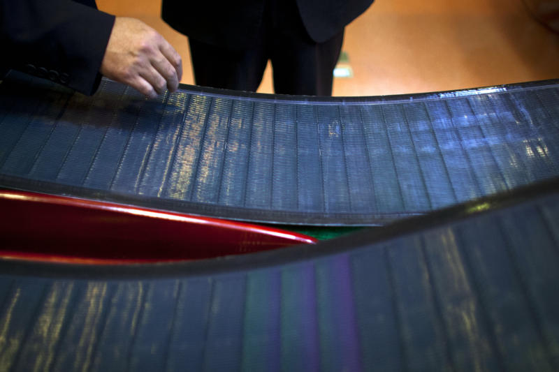 Chinese buyer says solar firm MiaSole will expand