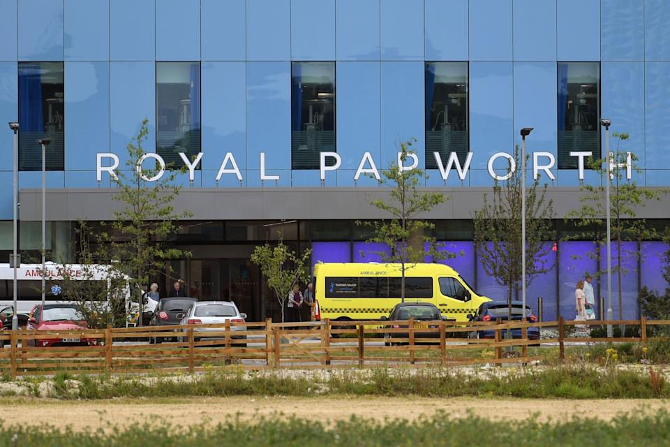 Royal Papworth Hospital (PA Archive)