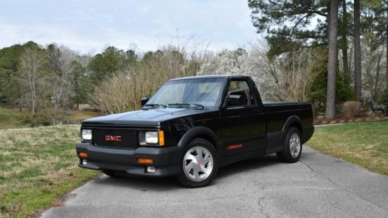 This Low Mileage GMC Syclone To Cause A Storm At Auction