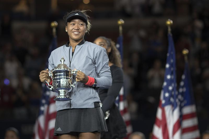 6 Things to Know About Naomi Osaka, the 2018 U.S. Open Women's Singles Champion