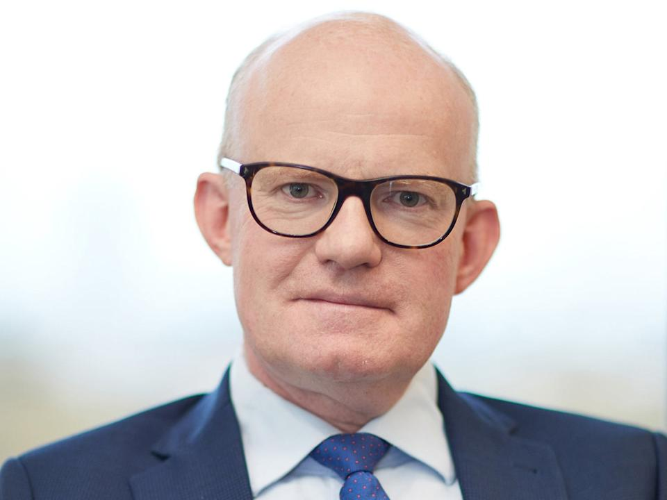 <p>Max Hill QC, the director of public prosecutions</p> (CPS)