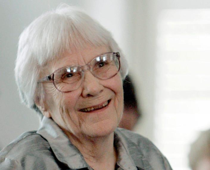 Author Harper Lee 2007 To Kill a Mockingbird