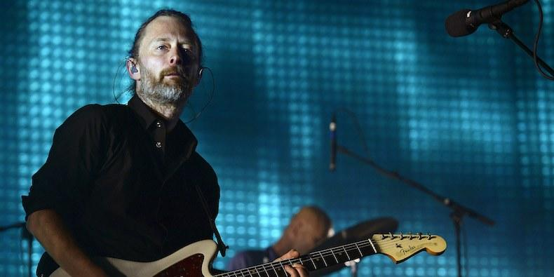 """Radiohead on Stalled Stage Collapse Case: """"We Are Appalled"""""""