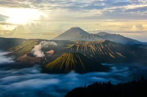 Java, a hotbed for volcanoes - Credit: Benjawan Sittidech