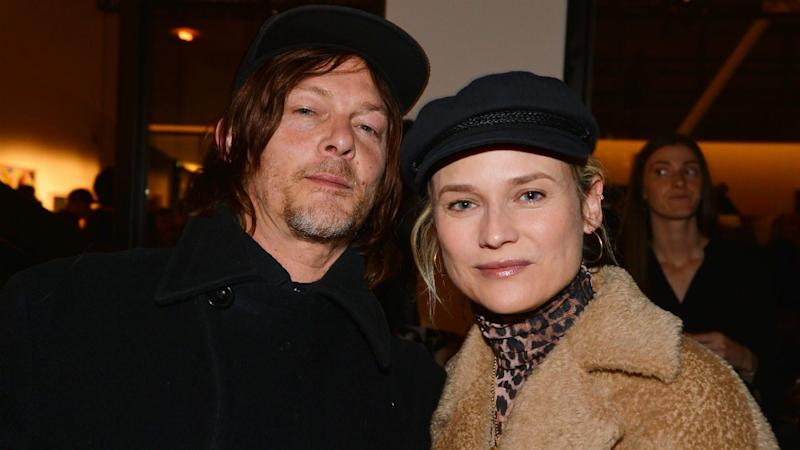 Diane Kruger Shares a Rare Photo of Her Baby Daughter With Norman Reedus