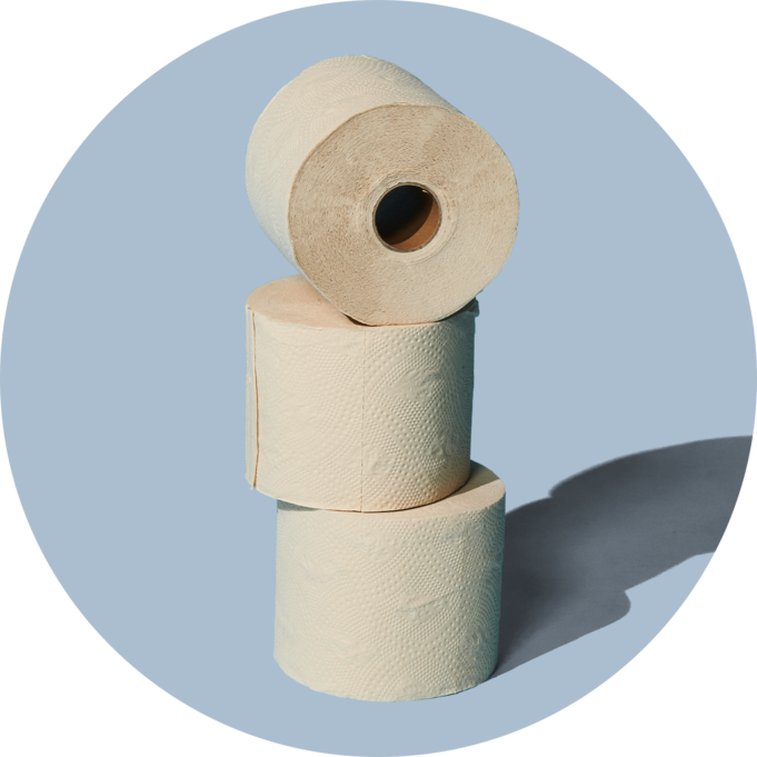 """If you're not ready to ditch TP, another option is switching to bamboo toilet paper, which has a smaller carbon footprint than traditional bathroom tissue. Whereas a conventional roll needs 37 gallons of water to produce, Tushy claims that its bamboo version needs only 0.59 gallons. And bamboo can grow 39 inches in a single day, making it much more sustainable than cutting down slower-growing trees. Extra perk: Tushy delivers your order right to your door. (Price is for 36 rolls.) $69, Tushy. <a href=""""https://hellotushy.com/products/premium-bamboo-toilet-paper-36-rolls"""" rel=""""nofollow noopener"""" target=""""_blank"""" data-ylk=""""slk:Get it now!"""" class=""""link rapid-noclick-resp"""">Get it now!</a>"""
