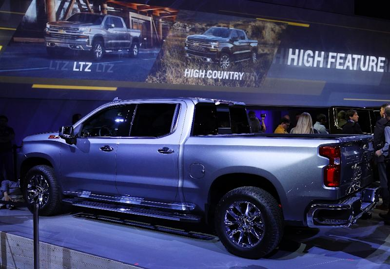 GM reports lower net income in first quarter